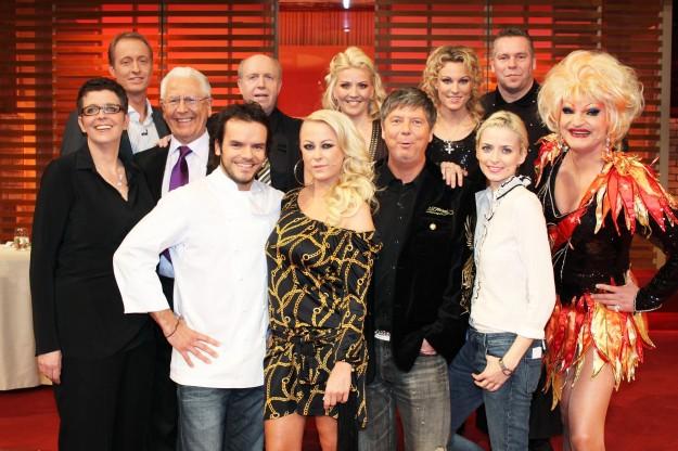 Promi Kocharena mit Steffen Henssler und den Blonden