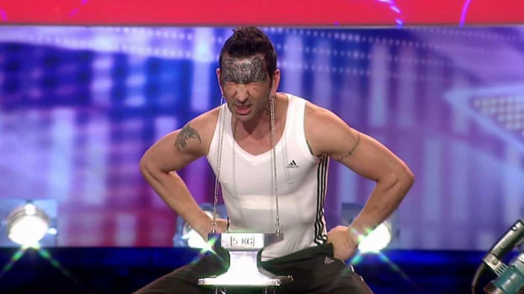 Kurt Späth beim Supertalent 2010