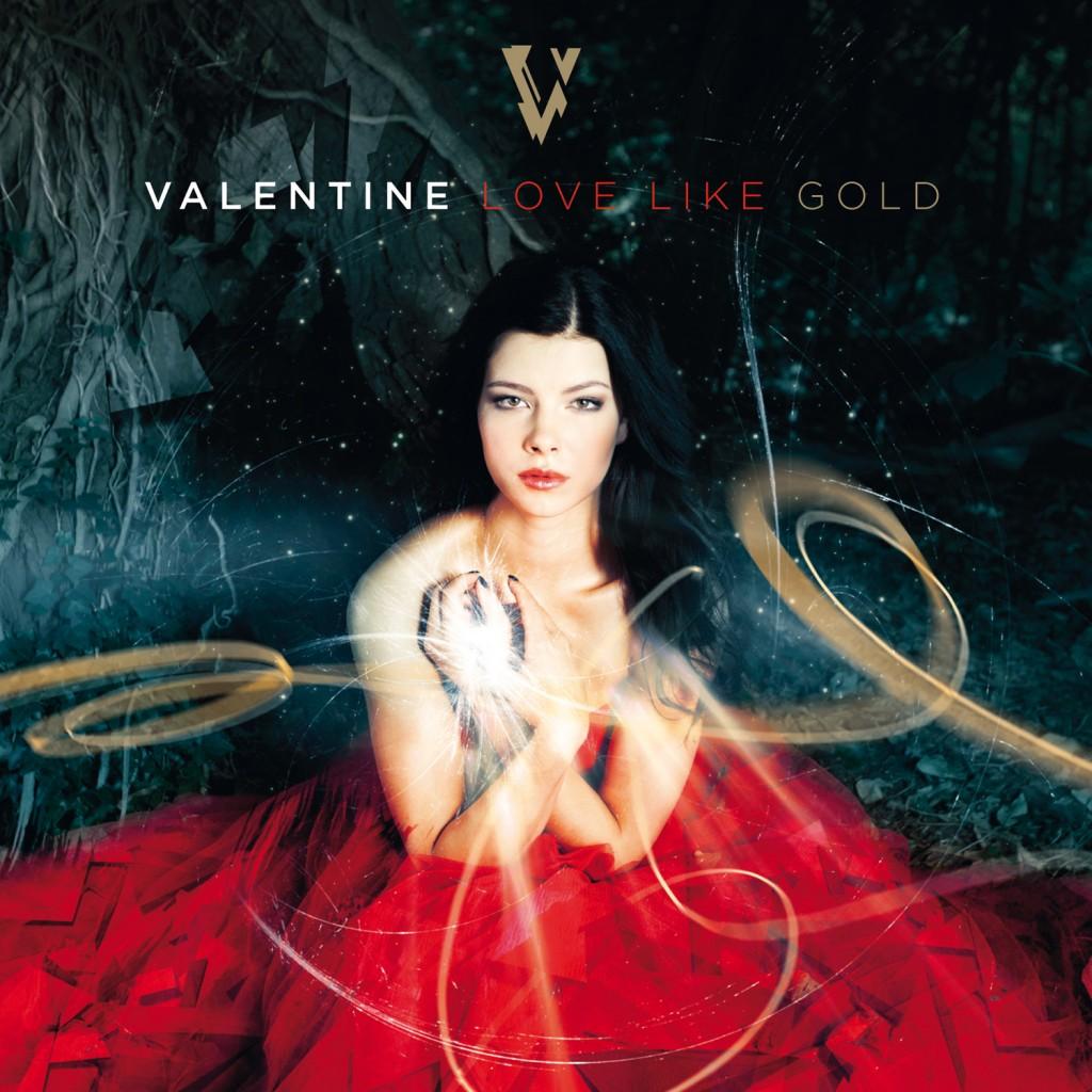 Cover - Valentine - Album - Love like Gold
