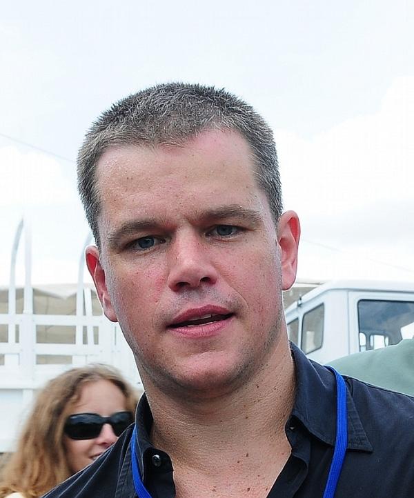 US-Schauspieler Matt Damon, dts Nachrichtenagentur