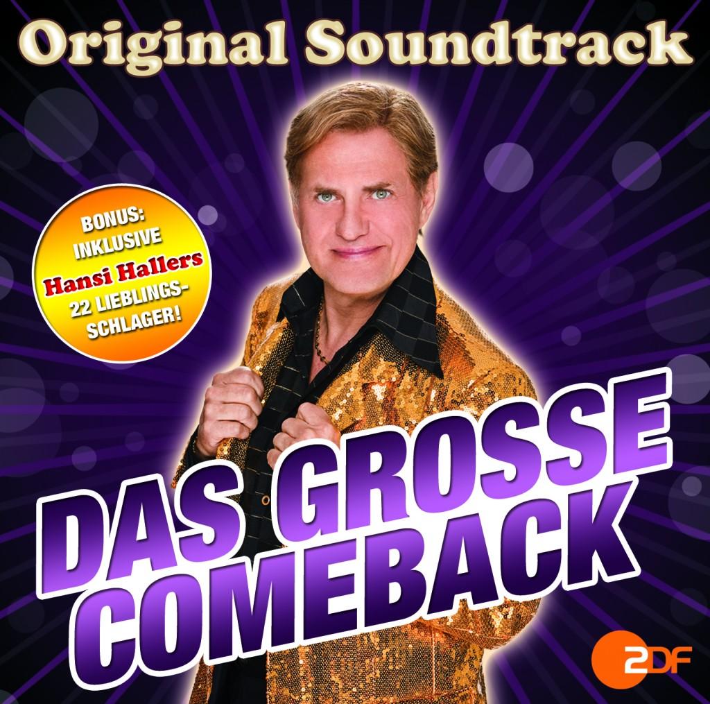 Das grosse Comeback - Cover