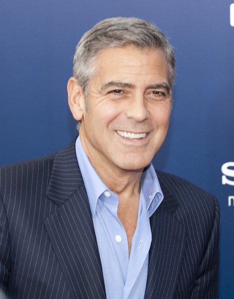 """George Clooney - """"The Ides of March"""" New York City Premiere - Arrivals"""