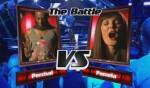 Pamela Falcon und Percival im Battle