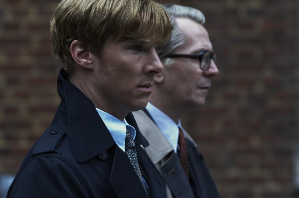 Peter Guillam (Benedict Cumberbatch) und George Smiley (Gary Oldman)