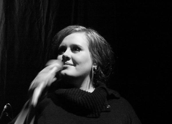 Adele, Christopher Macsurak, Lizenz: dts-news.de/cc-by