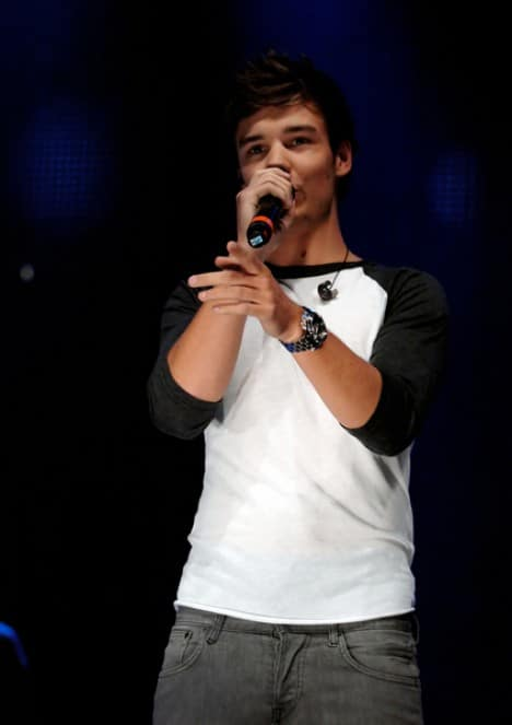 Liam Payne - One Direction - Radio City Live at Liverpool Echo Arena