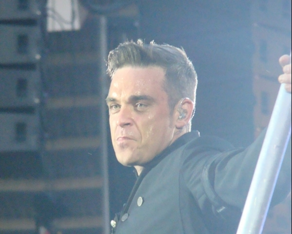Robbie Williams, vagueonthehow, Lizenztext: dts-news.de/cc-by