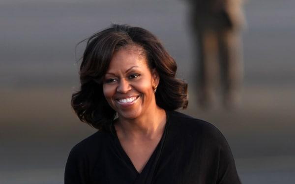 Michelle Obama, über dts Nachrichtenagentur