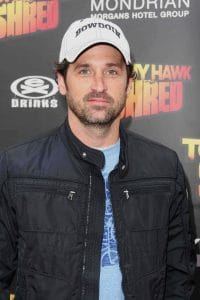 """Patrick Dempsey - Tony Hawk: Shred Presents """"Stand Up For Skateparks"""" Benefit in Beverly Hills"""
