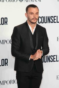 """Theo Hutchcraft - """"The Counselor"""" UK Special Screening"""