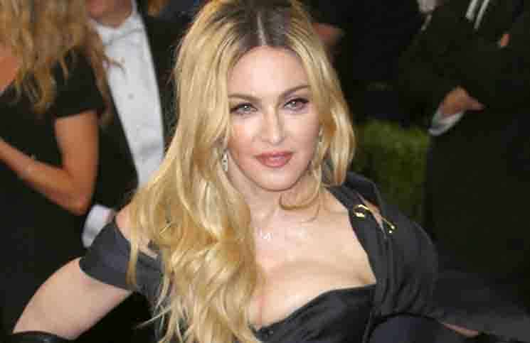 """Madonna - """"China: Through The Looking Glass"""" Costume Institute Benefit Gala"""