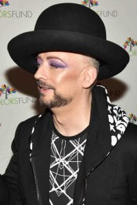 """Boy George - 5th Annual """"Cyndi Lauper & Friends: Home for the Holidays"""" Benefit Concert"""