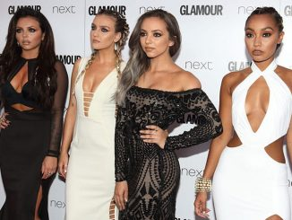 Little Mix - Glamour Magazine Woman of the Year Awards 2016