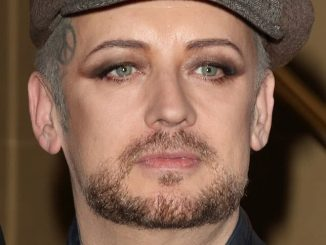 Boy George - 2015 Vanity Project for The Prince's Trust Photocall