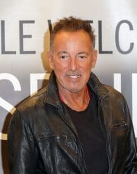"""Bruce Springsteen """"Born to Run"""" Book Signing Fan Event at Barnes & Noble at The Grove in Los Angeles on October 3, 2016"""