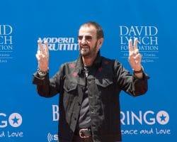 Ringo Starr - Ringo Starr's 77th Birthday Celebration - 2