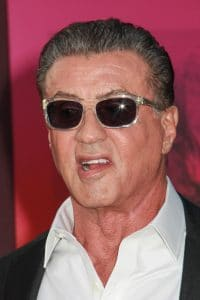 """Sylvester Stallone - """"Guardians Of The Galaxy Vol. 2"""" Los Angeles Premiere"""