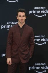 """Kevin Jonas - Amazon Prime Video's """"Chasing Happiness"""" Los Angeles Premiere"""