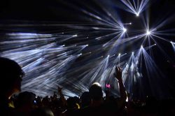 Avicii in Concert at The Allstate Arena in Chicago - May 15, 2014