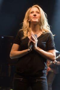 Ellie Goulding in Concert at the Shepherds Bush Empire
