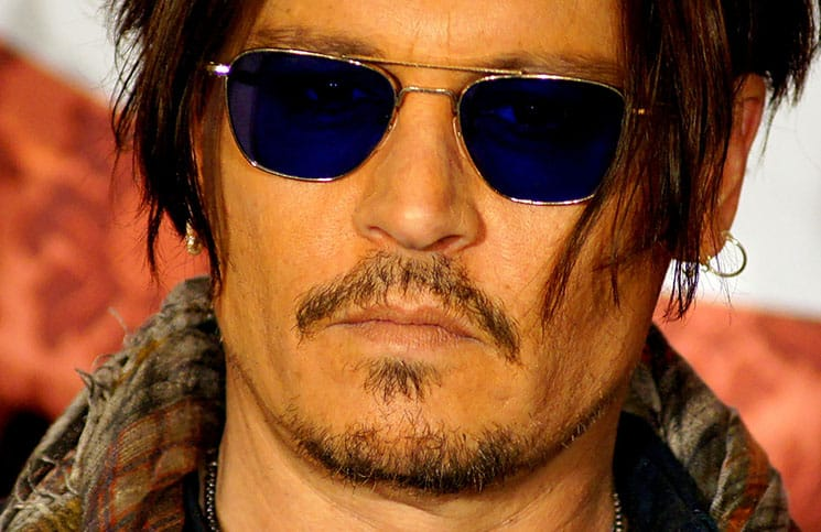 "Johnny Depp - ""Mortdecai - Der Teilzeitgauner"" Berlin Photocall"