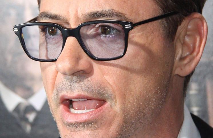 "Robert Downey Jr. - ""The Judge"" Los Angeles Premiere"