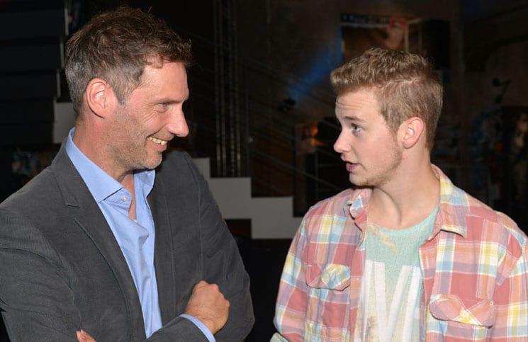 GZSZ: Jonas versucht Mieze zu meiden! - TV News