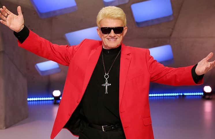 DSDS 2015: Heino mag den Job! - TV News