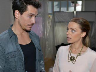 David (Philipp Christopher) und Emily (Anne Menden)