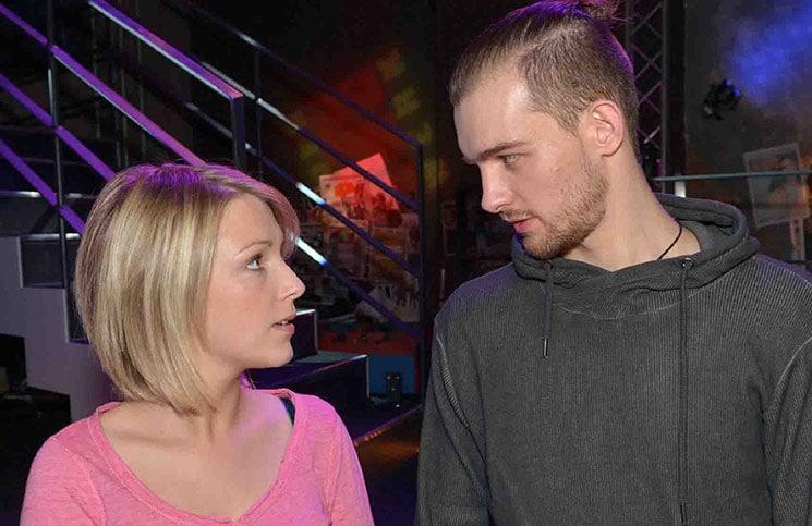 GZSZ: Lilly bewundert Chris - TV News
