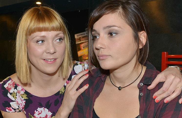 GZSZ: Anni und Jasmin sind zurück! - TV News