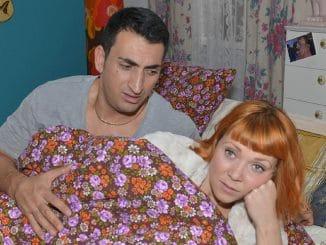 Mesut (Mustafa Alin) und Nele (Ramona Dempsey)