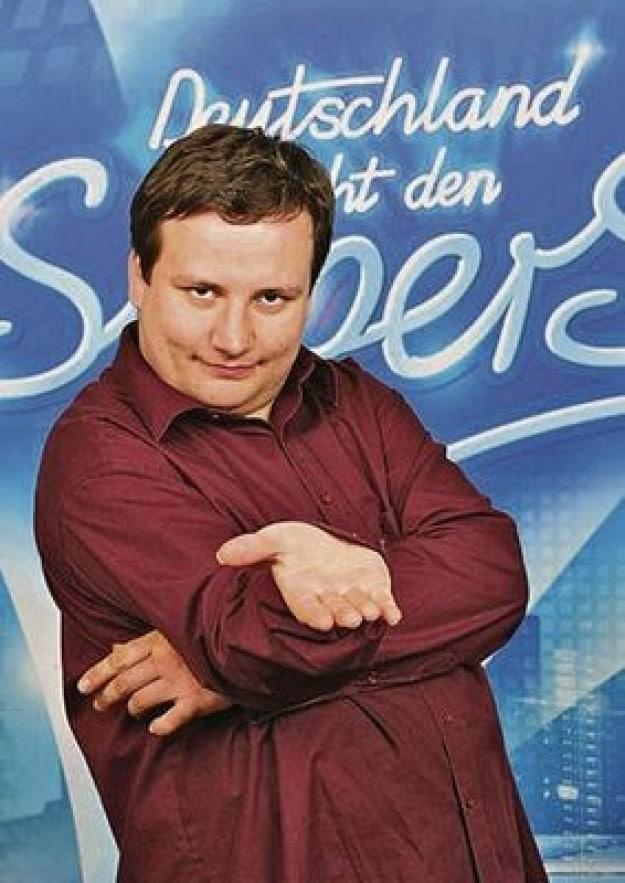 Holger Göpfert erste Liveshow DSDS 2009