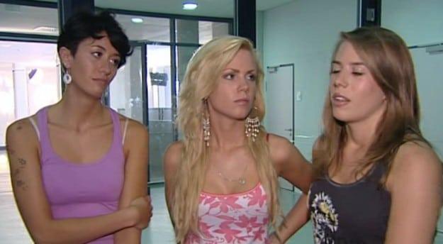 Manuela, Sonja und Sandra bei Popstars Du und Ich