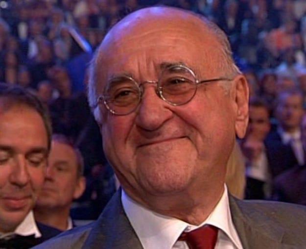 Alfred Biolek Deutscher Fernsehpreis 2009