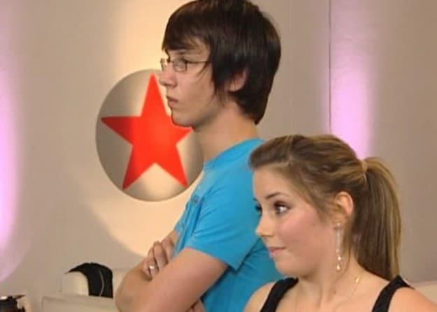 Melina und Daniel bei Popstars Du und Ich