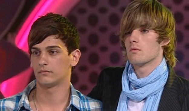 Nik und Burim Bewährungsshow Popstars Du und Ich