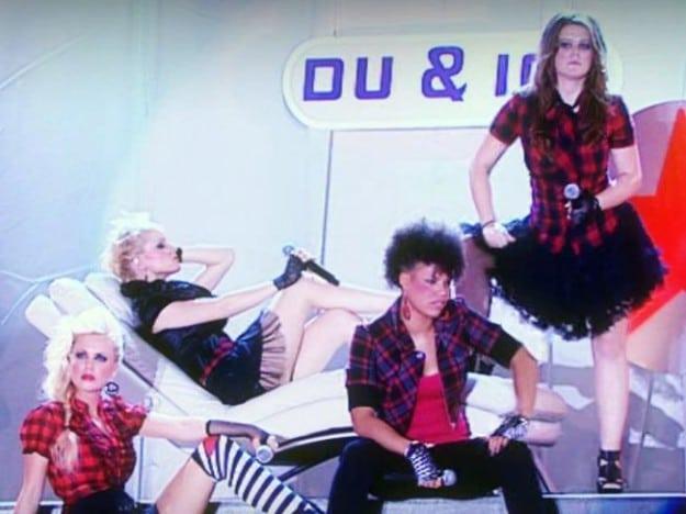 Popstars Du und Ich Pink Funhouse