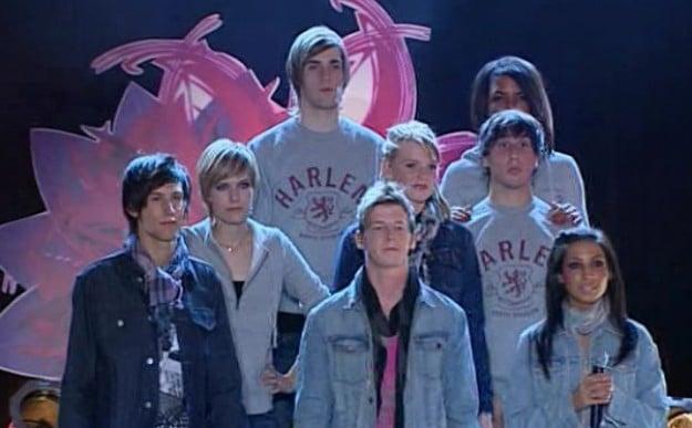 daniel irma marc esra popstars 2009