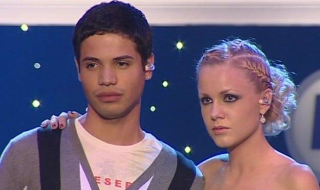 Sandra und Leonardo bei Popstars Du und Ich