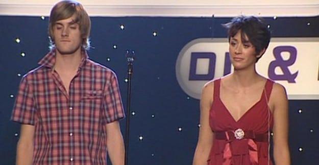 Nik und Manuela bei Popstars Du und Ich