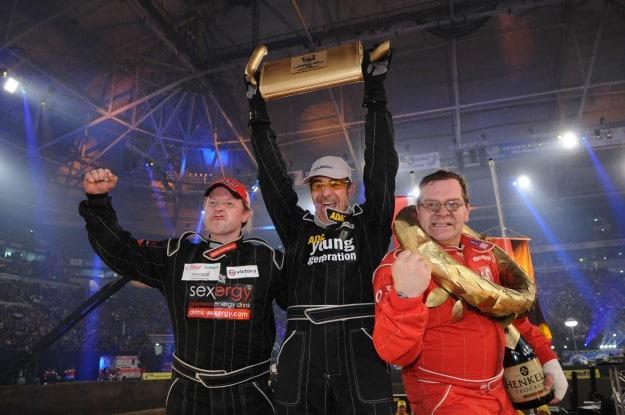 Stock Car Crash Challenge 2009