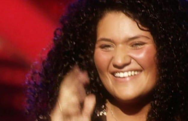 Vanessa Calcagno beim Supertalent 2009