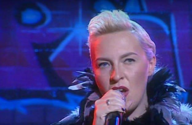Michelle Leonard singt bei Popstars Du und Ich 2009 in New York