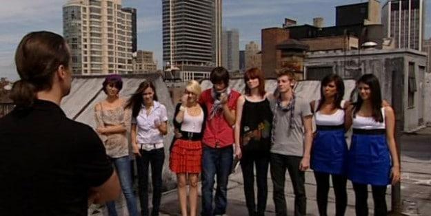 Casting für WorldVision Popstars Du und Ich 2009
