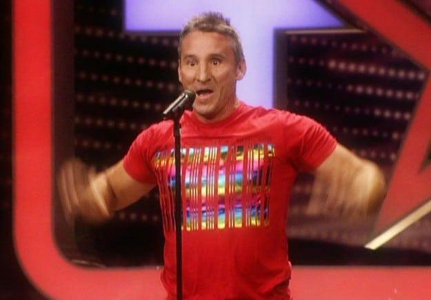 Valentin Urse beim Supertalent 2009