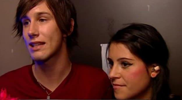 Daniel und Valentina bei Popstars Du und Ich 2009