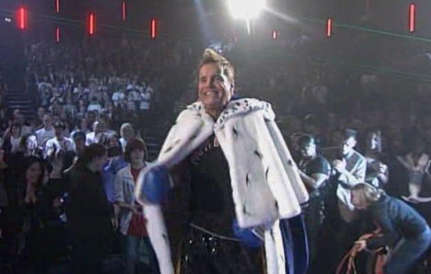 Dieter Bohlen beim Supertalent 2009
