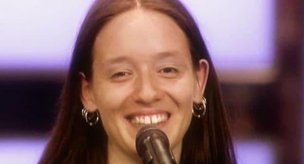 Karin Andreev beim Supertalent 2009