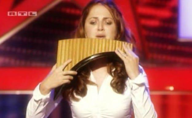 Petruta Küpper ist im Halbfinale beim Supertalent 2009